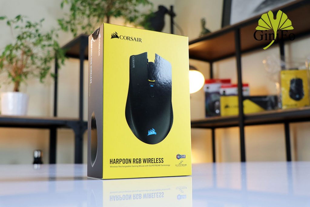 Souris gaming Harpoon RGB Wirelesss de Corsair