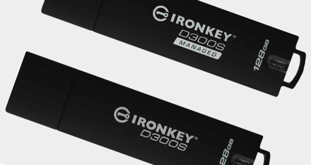 IronKey D300SM