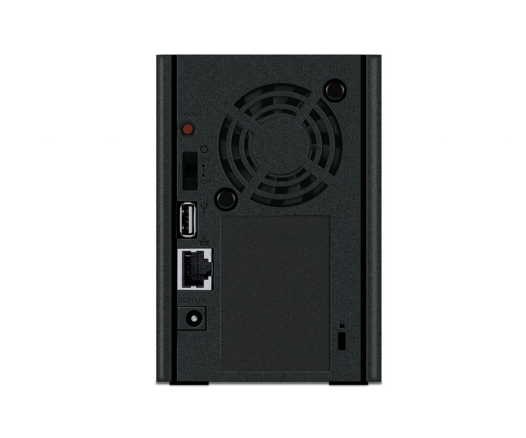 NAS LinkStation 220DR de Buffalo