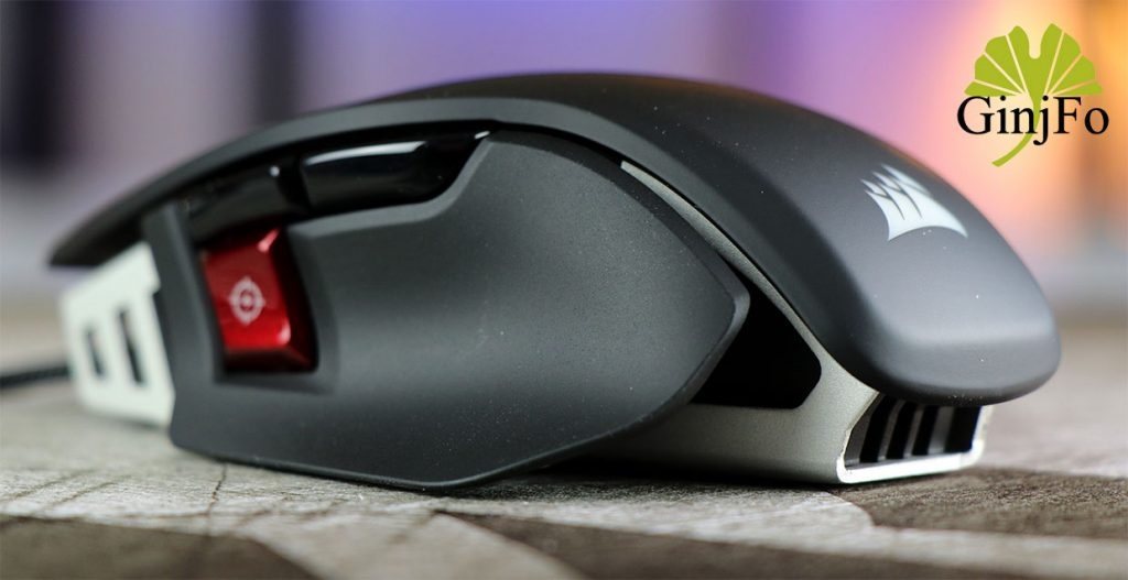 Souris Gaming M65 RGB Elite de Corsair