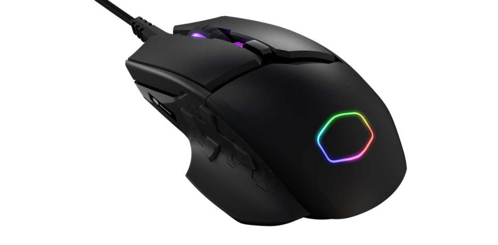 Souris gaming MMO MM830