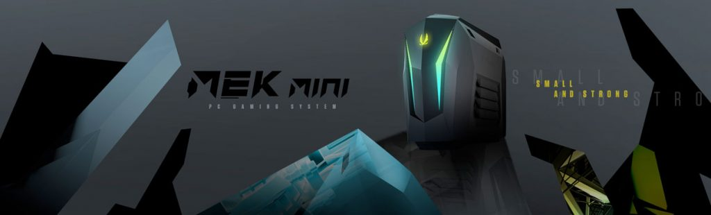 Mini-PC Gaming Mek Mini de Zotac