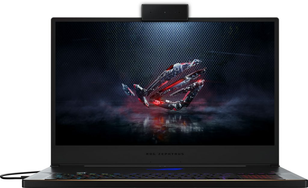 Ordinateur portable gaming ROG Zephyrus S GX735