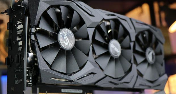 ROG Strix GeForce RTX 2060 OC Edition