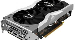 GeForce RTX 2060 AMP de Zotac