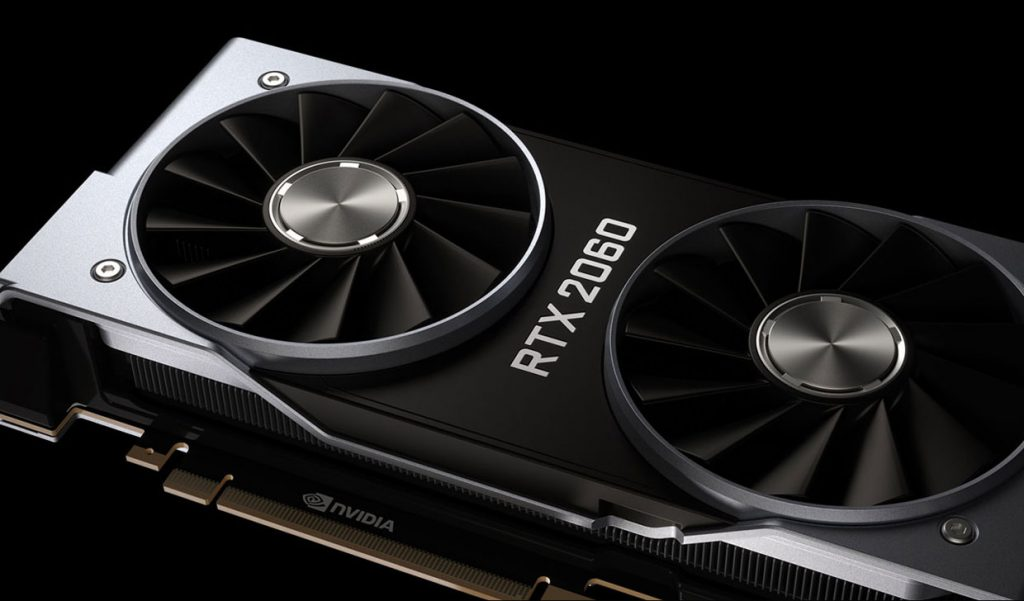GeForce RTX 2060 6 Go Founders Edition de Nvidia