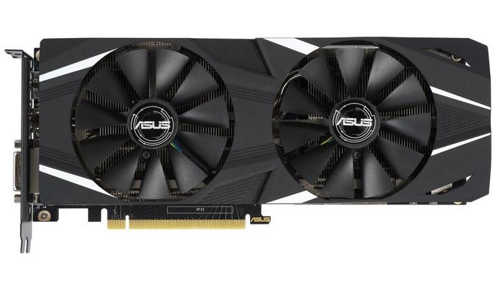 L'ASUS Dual GeForce RTX 2060