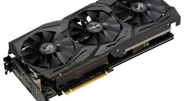 La ROG Strix GeForce RTX 2060