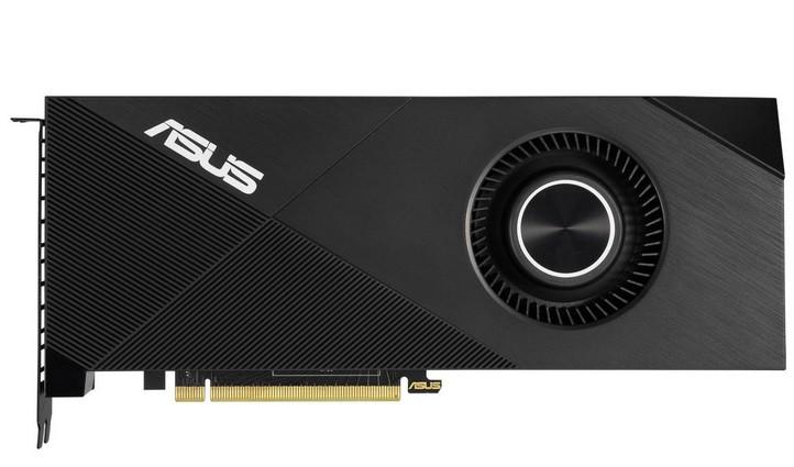 L'ASUS Turbo GeForce RTX 2060