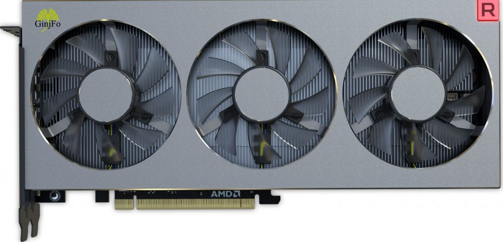 Carte graphique Radeon VII d'AMD