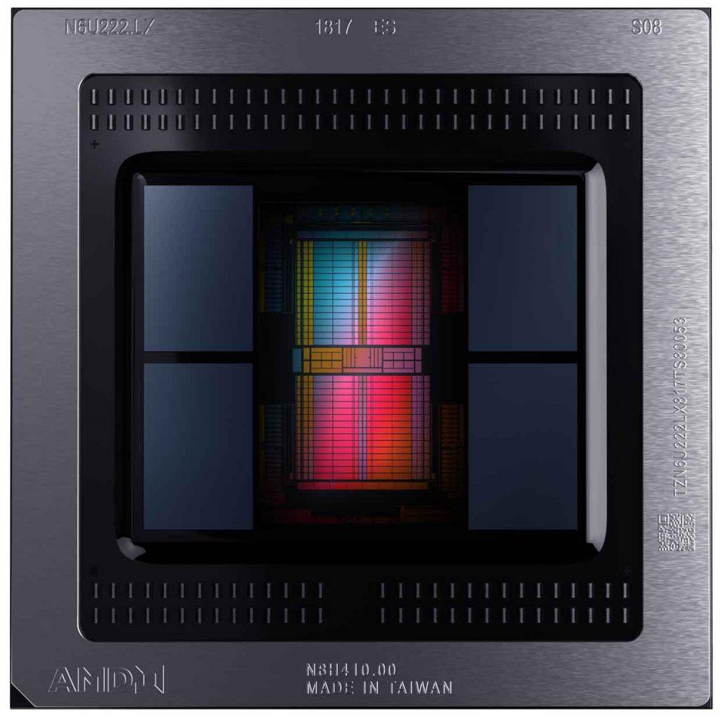 Carte graphique Radeon VII d'AMD