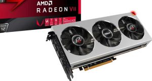 Carte graphique Phantom gaming Radeon VII d'ASRock