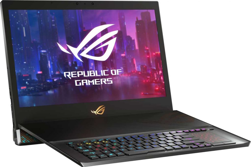 ROG Mothership GZ775 d'Asus