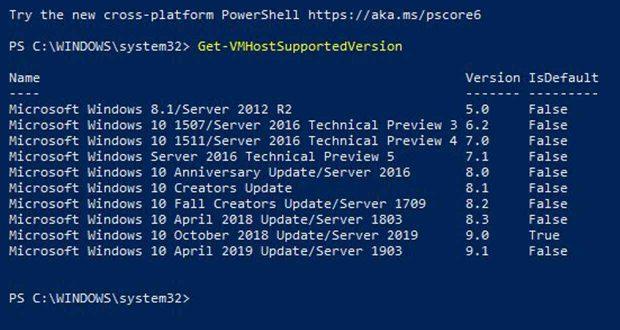 Windows 10 19H1 alias May 2019 Update