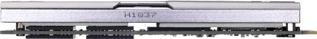 Aorus RGB M.2 NVMe SSD de Gigabyte