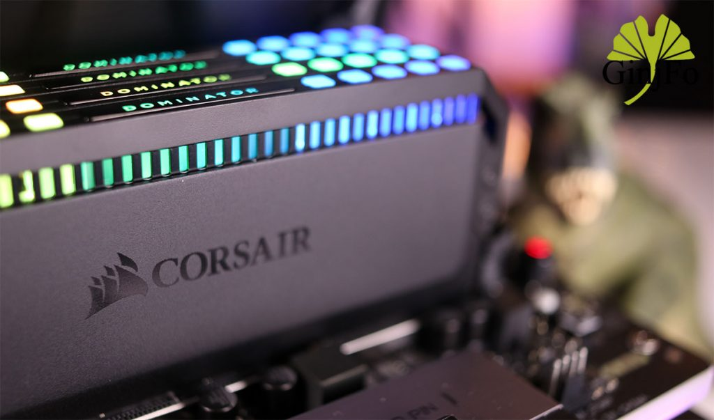 Dominator Platinum RGB - Kit 4 x 8 Go DDR4-3200 CL14