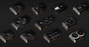 Les différentes GeForce GTX 1660 Ti Custom