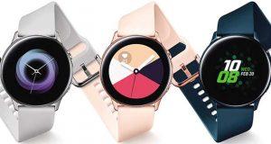 Galaxy Watch Active de Samsung