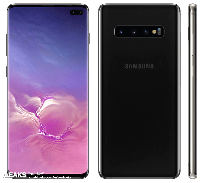 Smartphone Galaxy S10 de Samsung