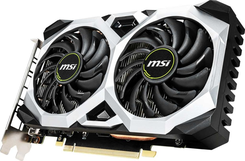 GeForce GTX 1660 Ti VENTUS XS 6G OC