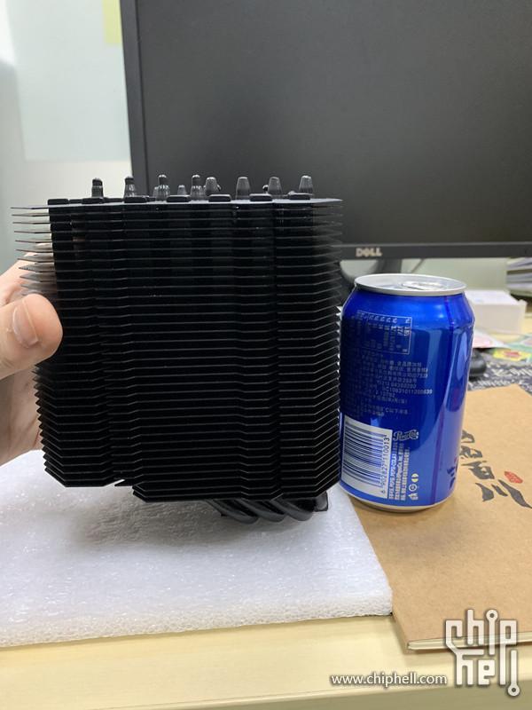 Ventirad HR-22 Plus (version noire) de Thermalright