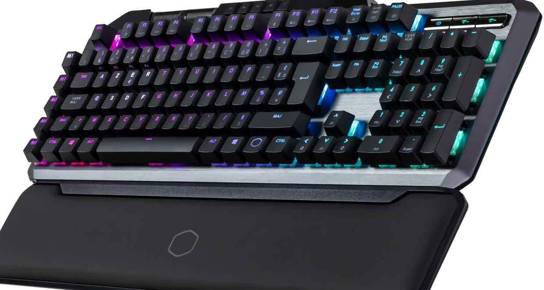 Clavier Gaming MK850 de Cooler Master