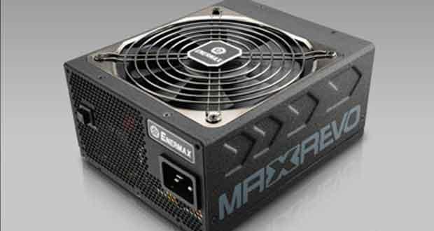 Alimentation Maxrevo 1800 Watts d'Enermax