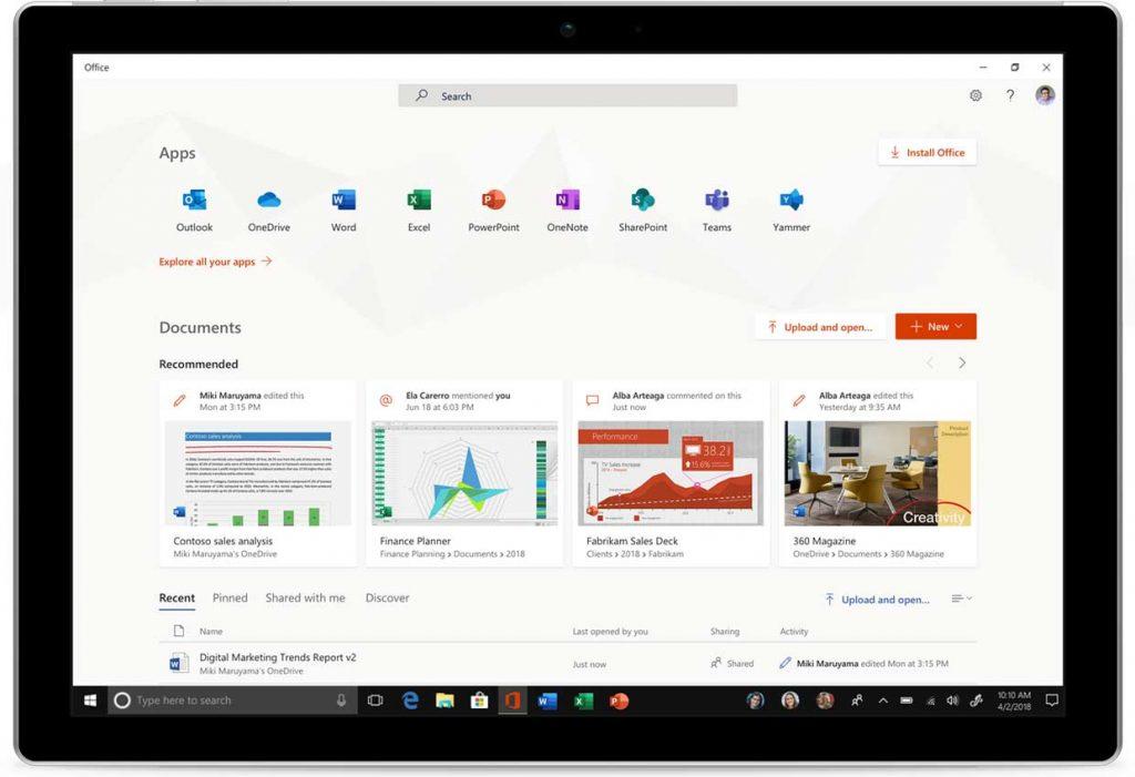 Office de Microsoft