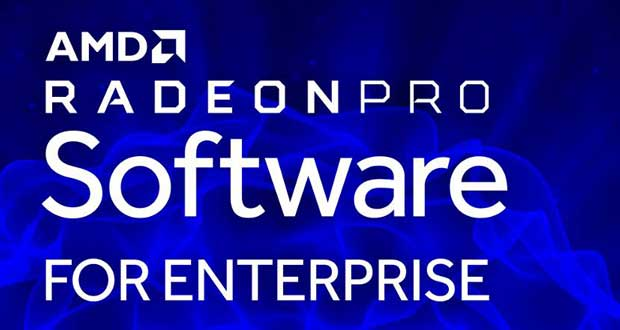 Pilotes Radeon Pro Software for Enterprise