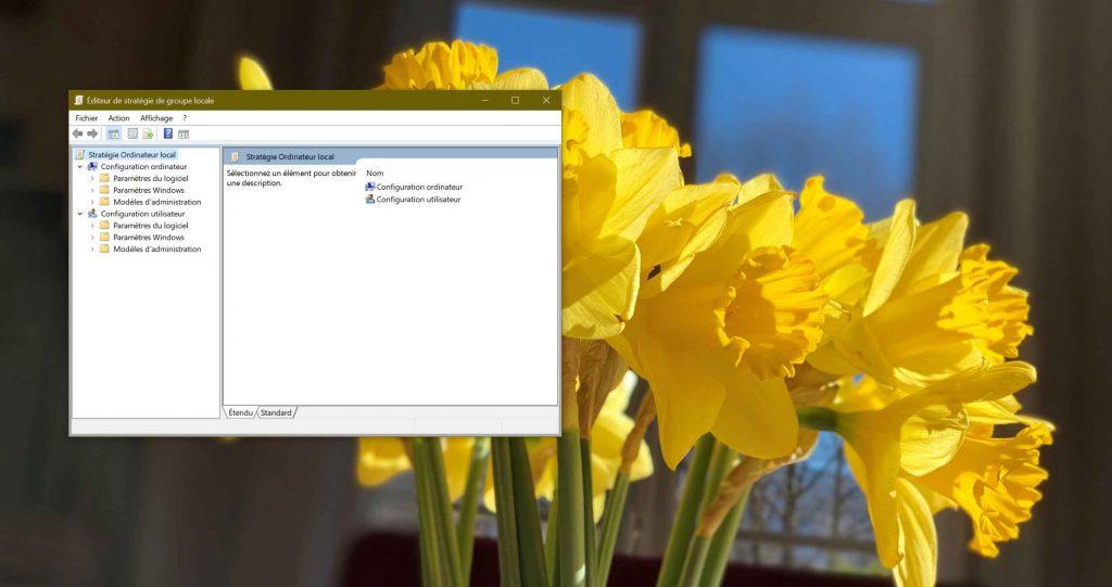 Windows 10, script pour vider automatique la corbeille