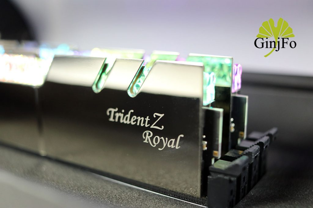 Trident Z Royal de G.Skill