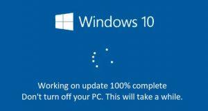 Windows 10 et les mises à jour