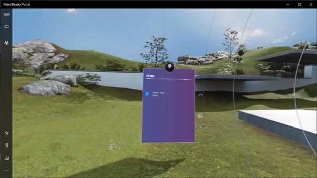 Windows 10 build 18329 – Windows Mixed Reality