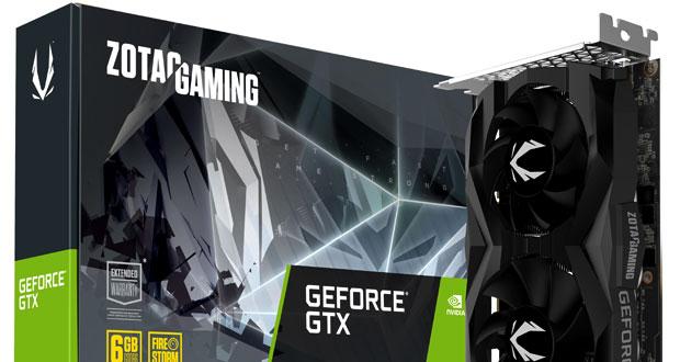 GeForce GTX 1660 Ti TWIN FAN