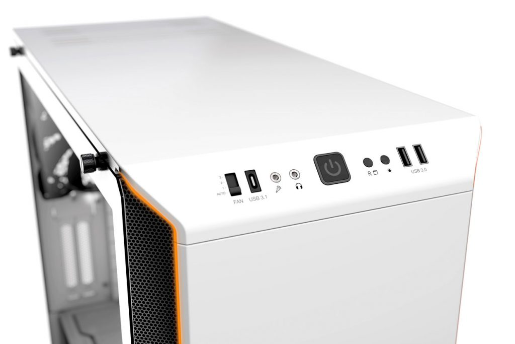 Dark Base 700 White Edition de Be Quiet !