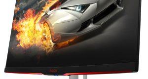 Moniteur Gaming AOC AGON AG272FCX6