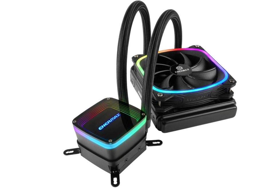 WaterCooling AquaFusion 120 d'Enermax