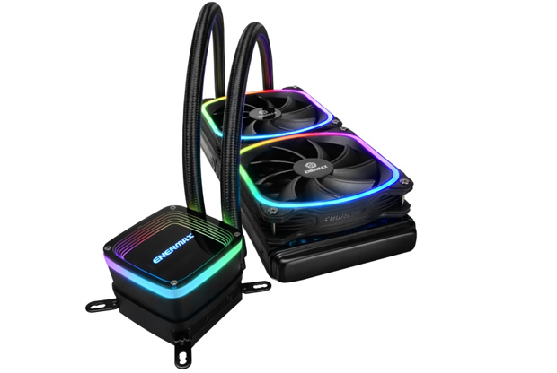 WaterCooling AquaFusion 240 d'Enermax