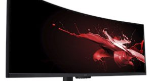 Moniteur gaming EI491CR d'Acer