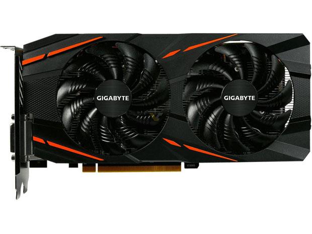 Radeon RX 590 Gaming 8G de Gigabyte