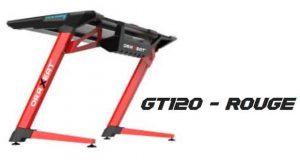 Bureau Gamer ORAXEAT GT120 - Rouge