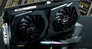 MSI GTX 1660 Ventus XS / MSI GTX 1660 Gaming X
