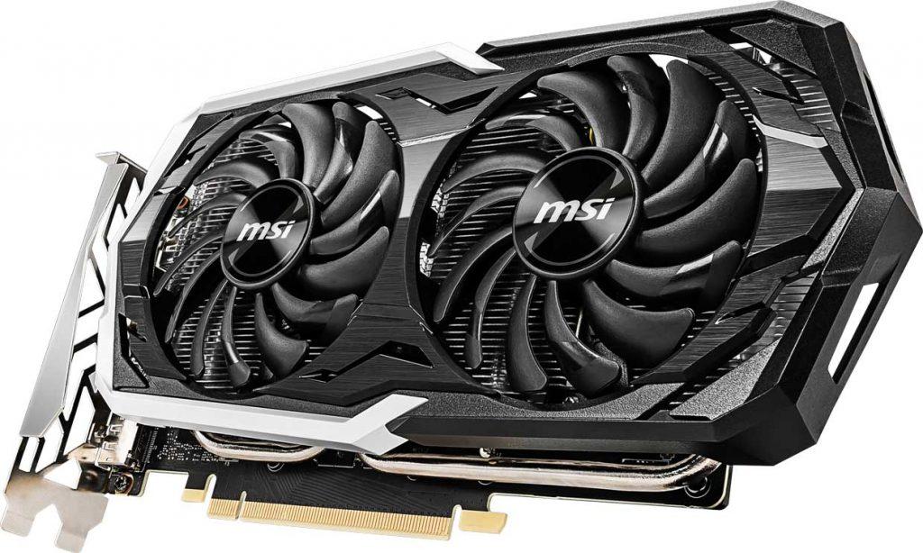 GeForce GTX 1660 ARMOR 6G OC