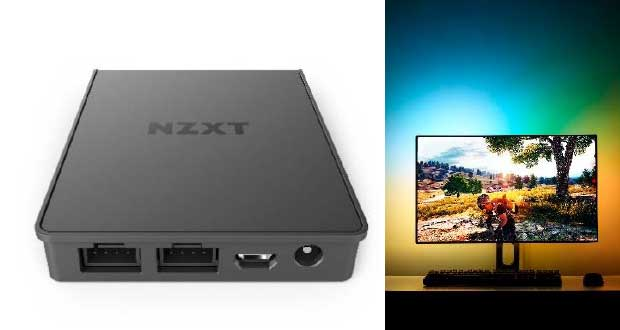 Le HUE 2 Ambient RGB Lighting Kit V2 de NZXT