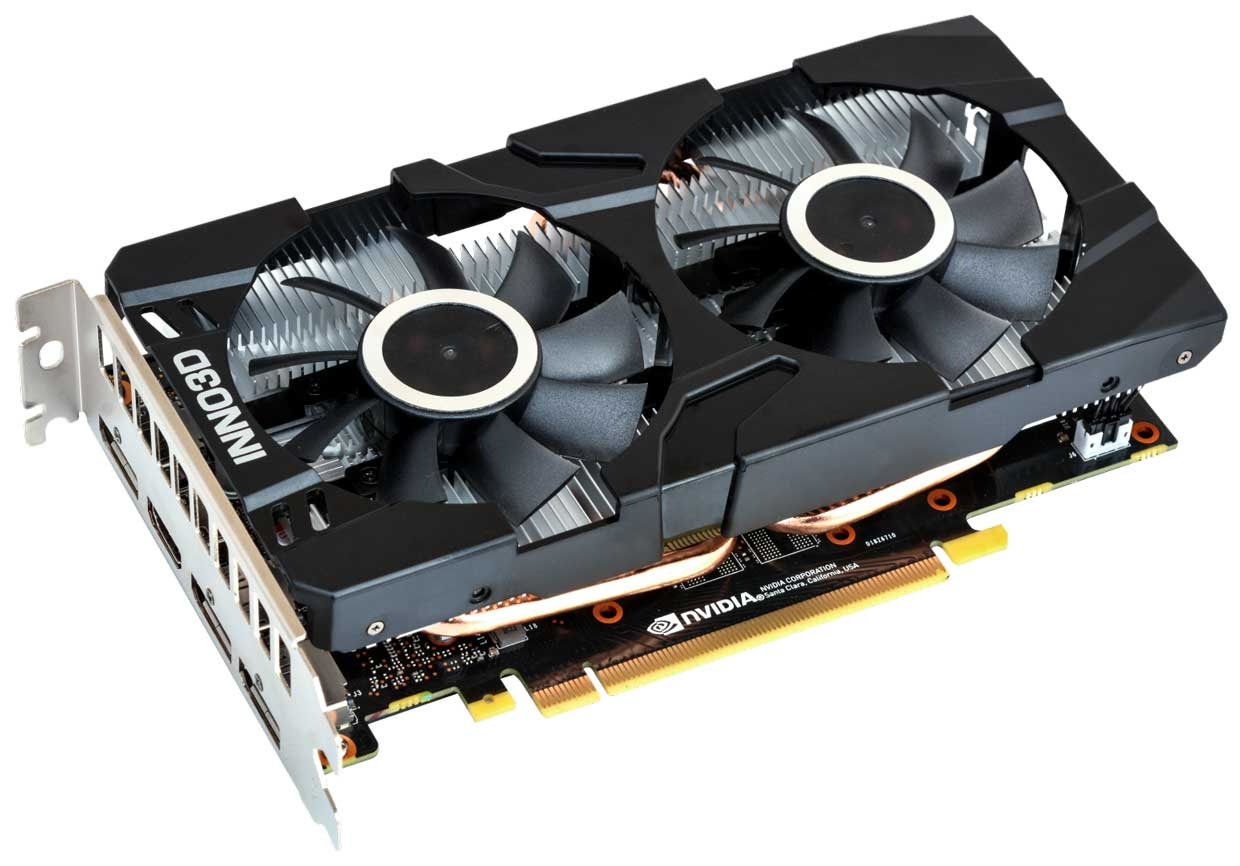 Carte graphique GeForce GTX 1660
