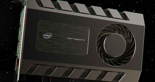 Intel Graphics Xe – Concept design