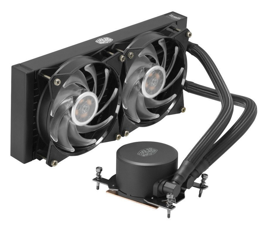 Watercooling AIO ML240 RGB TR4 Edition