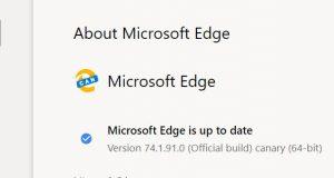 Microsoft Edge (Canary)