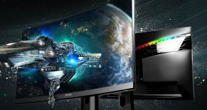 Moniteur gaming Optix MAG271CR