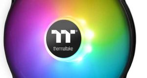 Ventilateur Pure 20 ARGB TT Premium Edition de Thermaltake